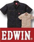 EDWIN® 35-85001 半袖シャツ