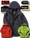 SOW 2204 CORDURA®透湿防水防寒ジャケット