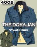 商品詳細へ:AC 4005 防寒カストロコート『ドカジャン』 ナイロン100%