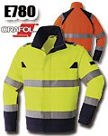 商品詳細へ:AC E780 【高視認性安全服】ブルゾン