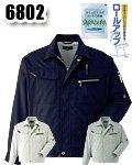 商品詳細へ:AC 6802 長袖ブルゾン 〔サラドラ〕