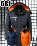 商品詳細へ:XB 581【SQUARE HEAT】透湿防水防寒コート