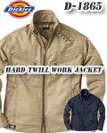 商品詳細へ:Dickies D-1860 【HARD TWILL】ワークジャケット