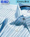 商品詳細へ:XB 15162 長袖BDシャツ 【COOLBIZ】