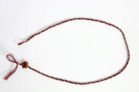 ヘンプネックレスロープ No.133