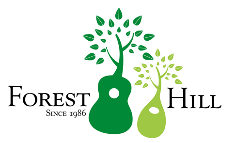 ギターとマンドリンの専門店 フォレストヒル