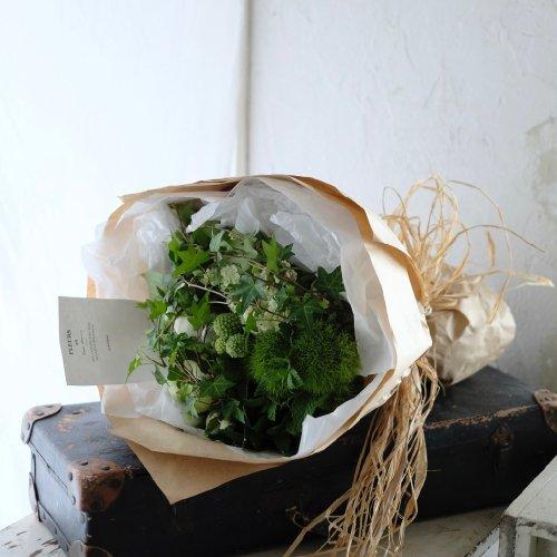 季節の花束5000円(生花)
