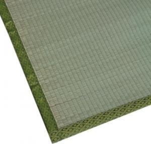国産い草上敷 熊本県産い草使用 双目織「八代」 江戸間サイズ