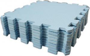 ジョイントマット カラー 『ブルー』 32x32cm(1組:9枚入) 【防音対策・衝撃吸収】