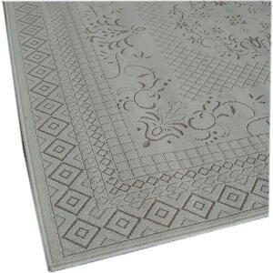 エジプト綿カランバン織ラグ ナイル BE 【エジプト製】