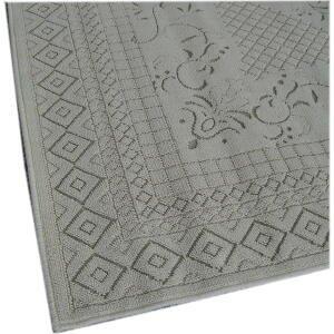 エジプト綿カランバン織ラグ ナイル GN 【エジプト製】