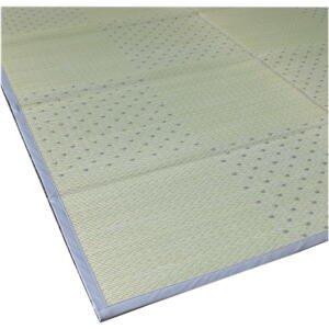 い草裏貼カーペット 「ドット」 (江戸間)2畳、3畳、4.5畳、6畳、8畳 【裏貼タイプ】