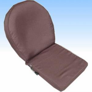 レバー式リラックス座椅子 【10段レバー式、ウレタン3層構造、日本製】