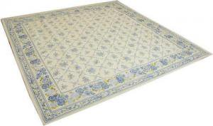 ゴブラン織りラグカーペット「セイント」 【不織布貼、ホットカーペットカバー対応】