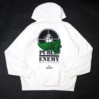 Supreme × UNDERCOVER 18SS Public Enemy Terrordome Hooded Sweatshirt  パーカー