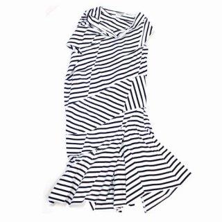 JUNYA WATANABE ジュンヤワタナベ 18SS Striped Maxi Dress ワンピース