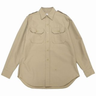 ANATOMICA アナトミカ MILITARY SHIRTS VINTAGE POPLIN ミリタリーシャツ