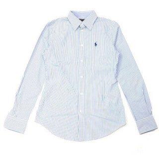 POLO Ralph Lauren ポロラルフローレン ストレッチ ストライプシャツ