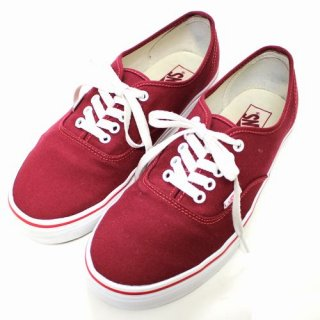 VANS AUTHENTIC POP CHECK オーセンティック