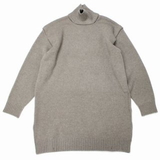 YOKE ヨーク 19AW DETACHABLE FOLD UP SHARE KNIT GRAYGE