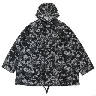 ENGINEERED GARMENTS エンジニアードガーメンツ 19AW Madison Parka - Rose Jacquard コート