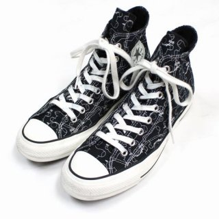 UNDERCOVER ×CONVERSE Addict アンダーカバー コンバース アディクト 19AW CHUCK TAYLOR MATERIAL UC HI