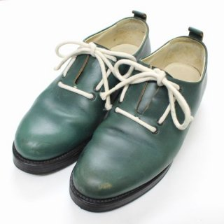 SUNSEA サンシー 17SS SQUARE SHOELACE DERBY SHOES シューズ