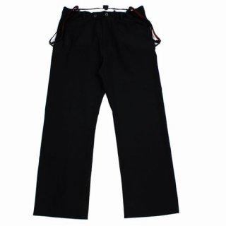SUNSEA サンシー 18SS SUMMER WOOL TEKETEKE PANTS サマーウール テケテケパンツ