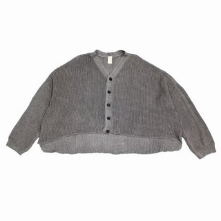 O PROJECT オープロジェクト 20SS Wide Fit Knitted Cardigan ワイドフィット ニット カーディガン