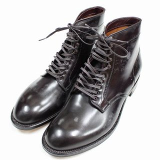 Alden オールデン 4561H Cordovan Lace Up Boots - Burgundy コードバン レースアップ ブーツ