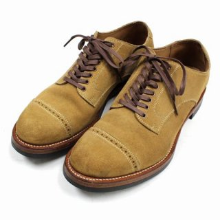 Makers メイカーズ WORK OUT BLUCHER SUEDE ワークアウトブルーチャー シューズ