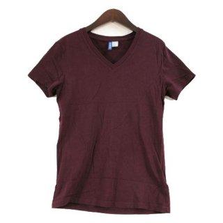H&M エイチ&エム VネックTシャツ