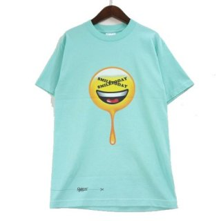 TODAY edition トゥデイ エディション 19SS SMILE TODAY 1 SS TEE Tシャツ