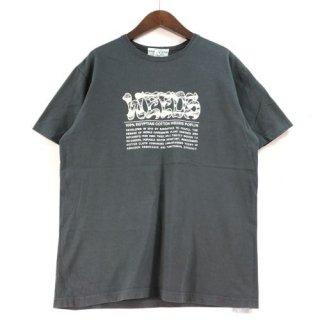 SASSAFRAS ササフラス WEEDS TIGER T-SHIRTS Tシャツ