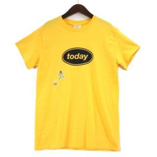 TODAY edition トゥデイ エディション 19SS TODAY SS TEE Tシャツ