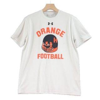UNDER ARMOUR アンダーアーマー 18SS ORANGE FOOTBALL TEE Tシャツ