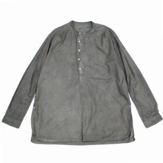nonnative × SOPHNET 19SS SCIENTIST PULLOVER LONG SHIRT COTTON OXFORD OVERDYED  プルオーバー シャツ