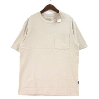 patagonia パタゴニア 20SS Men's Organic Cotton Midweight Pocket Tee ポケット Tシャツ