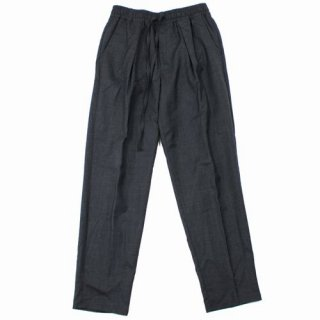 MARKAWARE マーカウェア 20SS PEGTOP EASY TROUSERS SUPER120s WOOL TROPICAL