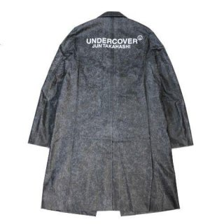 UNDERCOVER アンダーカバー 18AW コーティングコットンチェスターコート