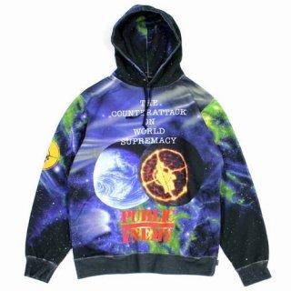 Supreme × UNDERCOVER シュプリーム アンダーカバー 18SS Public Enemy Hooded Sweatshirt パーカー