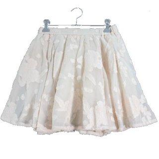 FRAY I.D フレイアイディー 13SS カットジャガードスカート