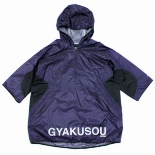 GYAKUSOU ギャクソウ 18SS 半袖アノラック パーカー フードジャケット