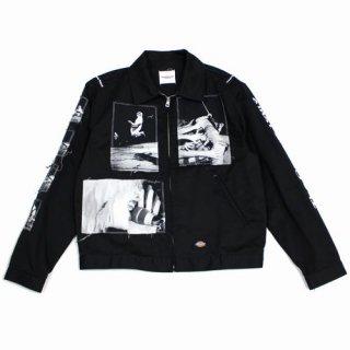 TAKAHIRO MIYASHITA The Soloist. タカヒロミヤシタ ザ ソロイスト × Dickies 19SS work jacket.