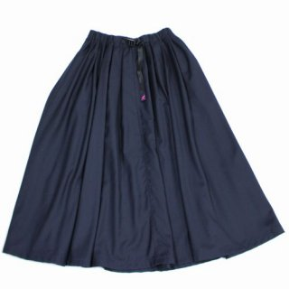 GRAMICCI × BEAMS BOY 18AW ギャバロングスカート