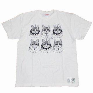 Yuko Higuchi ヒグチユウコ ボリス雑貨店 伊藤潤二 BORIS & GUSTAVE Tシャツ