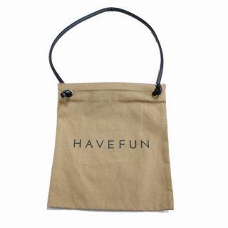 HAVEFUN ハブファン h.v.f.n ショルダーバッグ