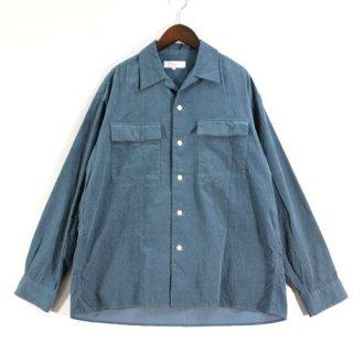 B:MING by BEAMS ビーミング バイ ビームス 20SS コーデュロイ オープンカラーシャツ 20