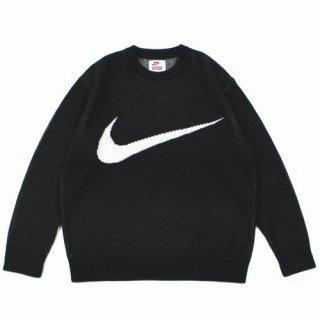 Supreme × NIKE 19SS Swoosh Sweater スウォッシュセーター  ニット