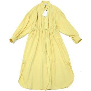 HYKE ハイク 20AW SHIRT DRESS シャツドレス ワンピース